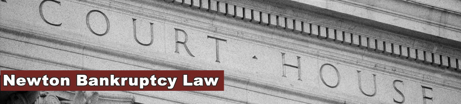 Newton Bankruptcy Law is there for you in Court